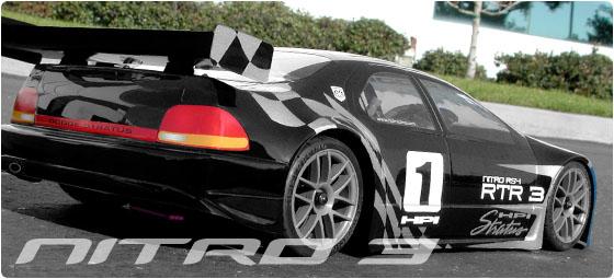 HPI Nitro Race RS4 MT Sealed Bearing Kit